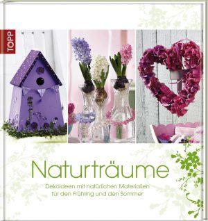 Naturträume: Dekoideen mit natürlichen Materialien für den Frühling und den Sommer