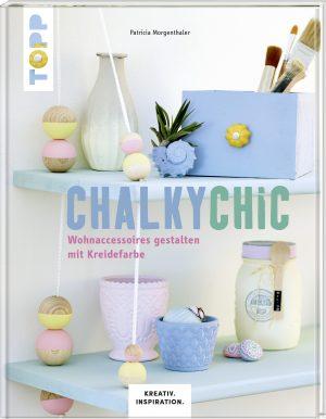 Chalky Chic – Wohnaccessoires gestalten mit Kreidefarbe